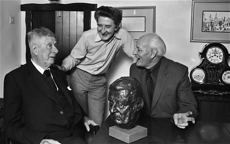 L.S. Lowry, George Aird, Sam Tonkiss